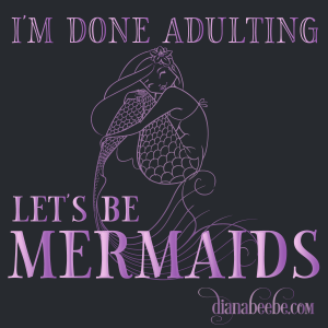 Diana Beebe, Mermaids Don't Do Windows, MDDW, Diana Beebe's Blog, science fiction, fantasy, Young adult