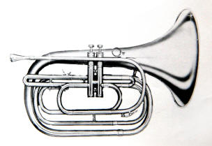 Dynasty II French Horn Bugle