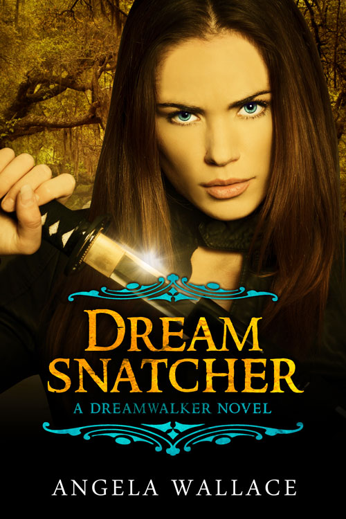 Dreamsnatcher Cover Reveal
