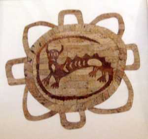 image of Underwater Panther, from the National Museum of the American Indian, George Gustav Heye Center library